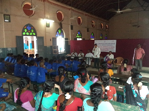 PARENTS MEETING - R.C. SOCIAL SPORTS SCHOOL